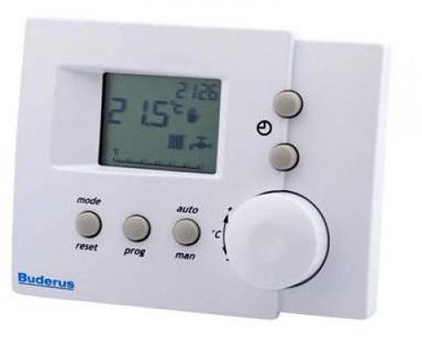 Программируемый комнатный термостат Simple MMI 7 Days – с коммуникацией по протоколу OpenTherm