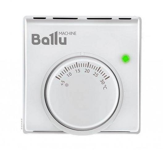 Популярный механический термостат Ballu BMT-1