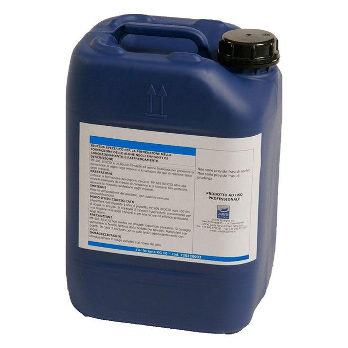Жидкость Manta Ecologica DETEX (10 литров). Предназначена для промывки теплообменников из стали, чугуна и меди