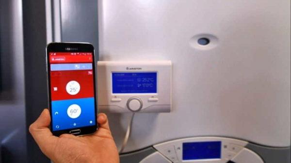 Управление газовым котлом через смартфон как правильно организовать дистанционный контроль