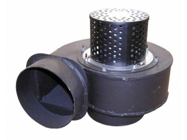 Дымосос - специальный вентилятор для принудительного вывода продуктов горения