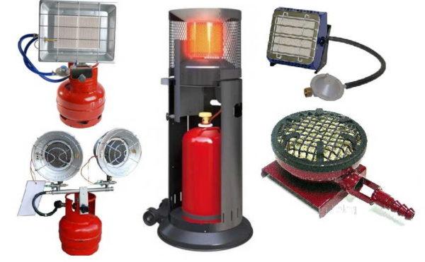 Газовые инфракрасные обогреватели для дома вряд ли подходят