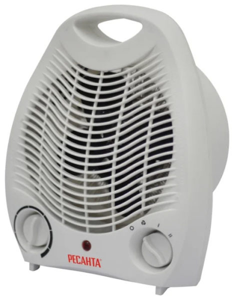 Тепловентилятор РЕСАНТА ТВC-1 - мощность 2000 Вт