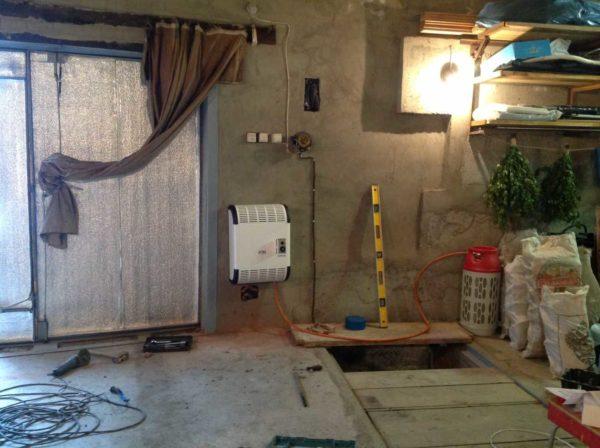 Газовый конвектор для отопления гаража - практически идеальное решение