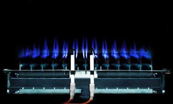 Лучше и экономичнее моделируемая горелка