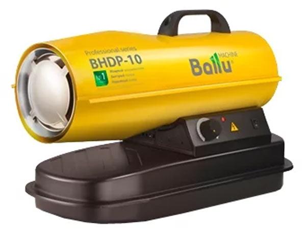 Дизельная пушка прямого нагрева Ballu BHDP-10 (10 кВт)