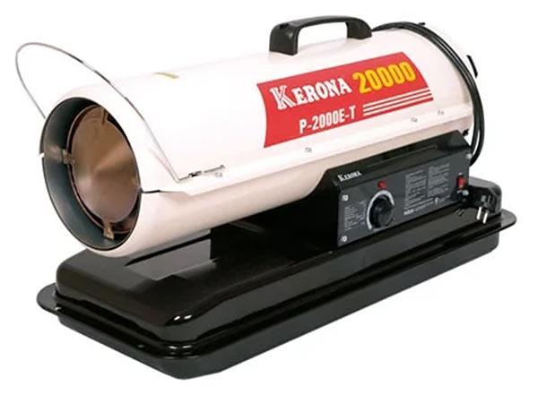 Дизельная пушка прямого нагрева Kerona P-2000E-T (16,5 кВт)