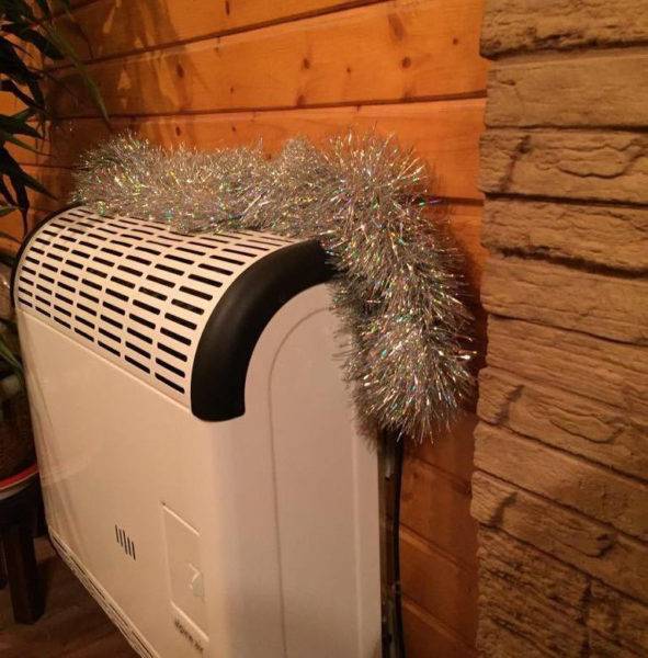 Газовый конвектор хорош для отопления гаража, теплиц на постоянной основе, в качестве дополнительного или основного